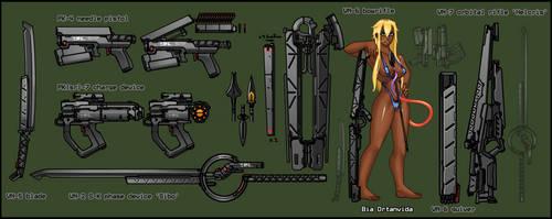 Late-Darkwar Armaments 01 by Daemoria