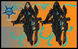 Armory 'Bonesuit' - 7804 by Daemoria