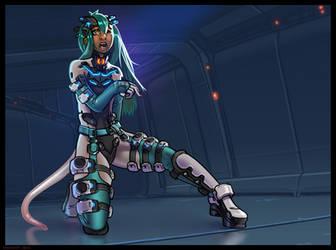 Asil's Biosuit by Daemoria