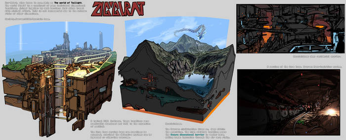 Zur Anbat Dimensional Biomes by Daemoria