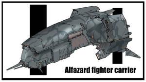 Alfazard anew by Daemoria