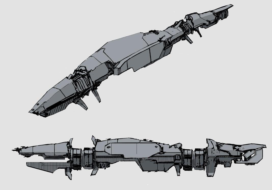 Apollo CVI by Daemoria