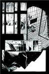 Batman Pencils by Gregg Capullo inks by Curiel