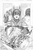 Batgirl 8 By Ardian Syaf by lobocomics