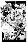 Batwoman By Syaf inks by curiel