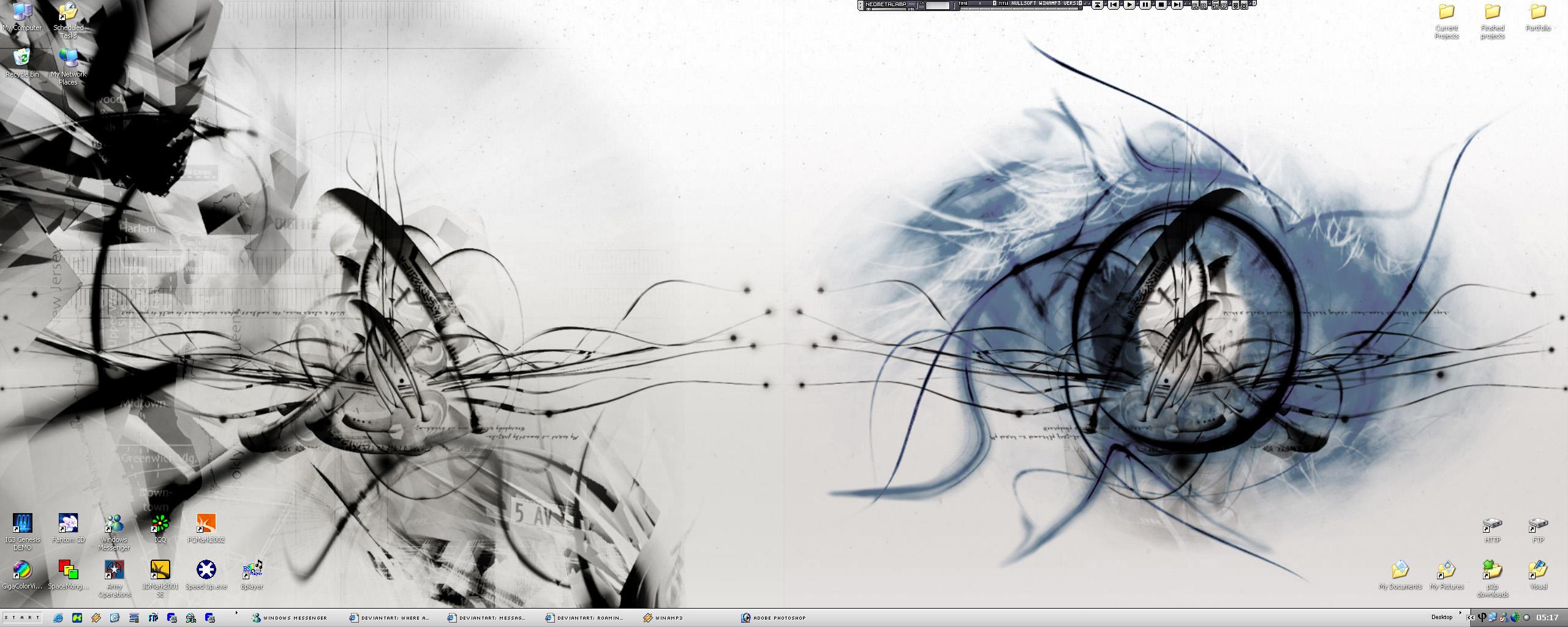 Wizts September Desktop by wizt
