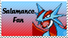 Salamance Fan Stamp by rossmallo
