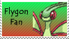 Flygon Stamp by rossmallo