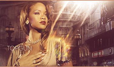 Rihanna Signature by Topgun-GFX