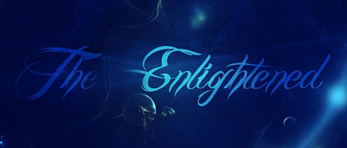The Enlightened - Logotype by Topgun-GFX