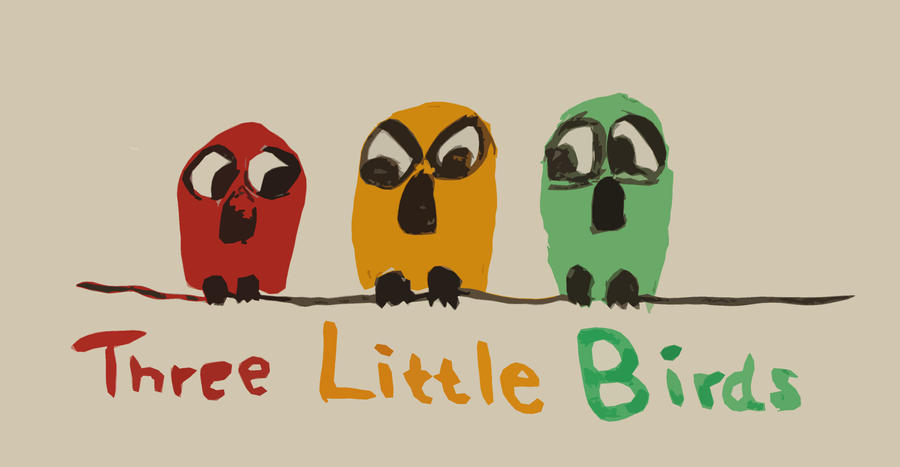 marley three little birds 2 Bob marley(legend) three little birds (with lyrics) lyrics: dont worry about a thing, cause every little thing gonna be all right singin: dont worry about a thing.