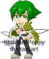 Shaman King-Lyserg Pixel by SlumberPoppy