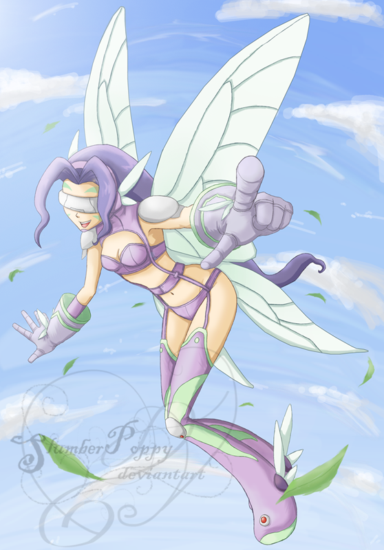 fairymon hentai