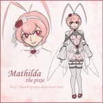 BEYBLADE-Mathilda Pixie Rose