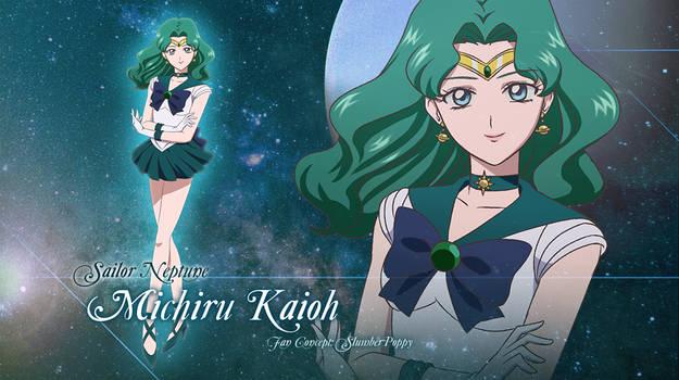 BSSM - Sailor Neptune Concept