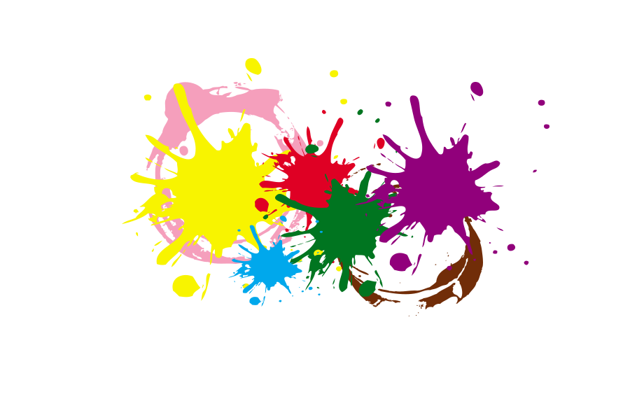 Colorful Splash PNG by-HasnaSone by HasnaSone on DeviantArt