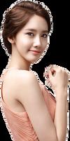 [PNG] Yoona for Ciba Vision 'Alcon' (1)
