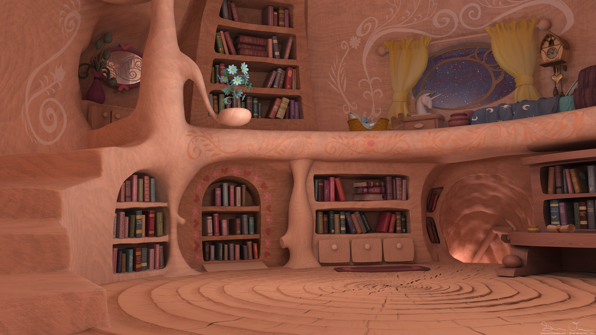 Twilight's Room by IG-64