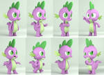 Spike - Character Study