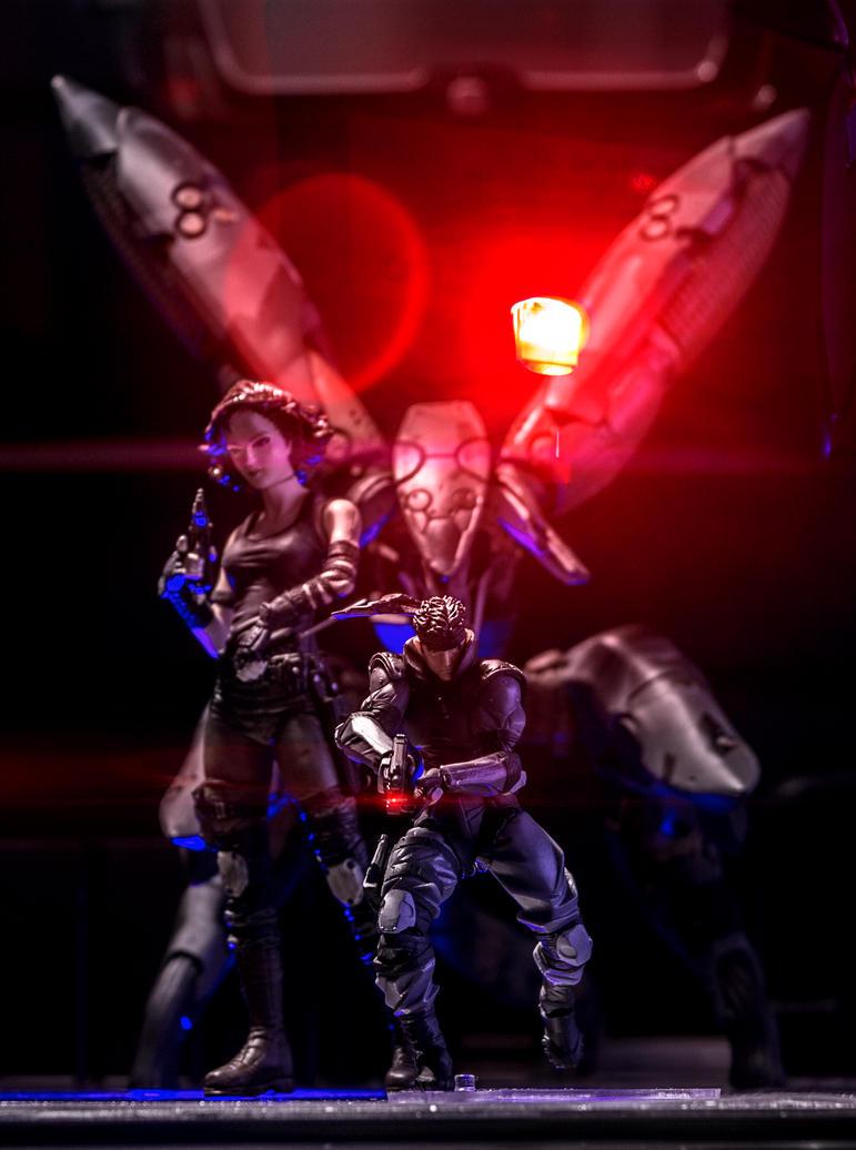 Metal Gear Cover by InfiniteImpactBro