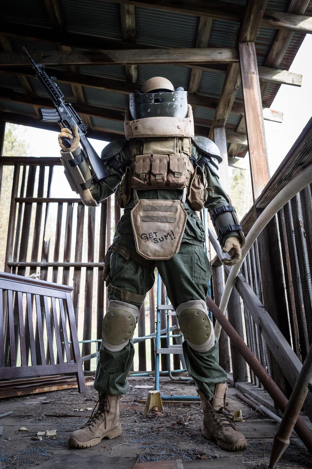 Cod Juggernaut Cosplay 5 By Tylercairnsart On Deviantart