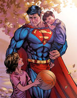 For Tomorrow: Superman by tylercairnsart