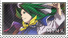 Mima stamp by Zerebos