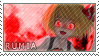 Rumia stamp by Zerebos
