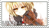 Lunasa Prismriver stamp by Zerebos