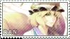 Ran Yakumo stamp by Zerebos