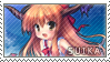 Suika Ibuki stamp by Zerebos