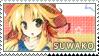 Suwako Moriya stamp by Zerebos