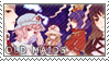Old Maids Alliance stamp by Zerebos