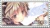 Toyosatomimi no Miko stamp by Zerebos