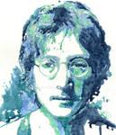 John Lennon by LOULAKiM
