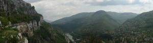 A panoram of Lakatnik