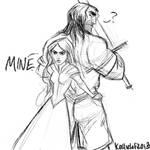 Mine! (Sansa)