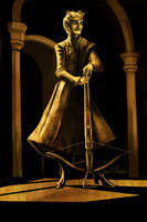 The Golden Boy by kallielef