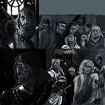 Game of Thrones Sketches 2