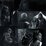 Game of Thrones Sketches 3