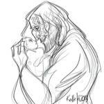 Father!Sandor