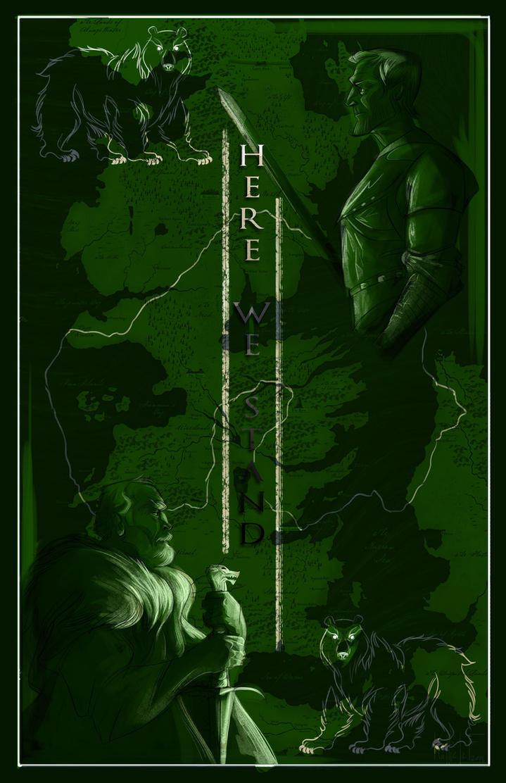 House Mormont by kallielef