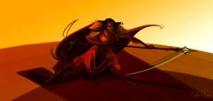 Oberyn Martell by kallielef