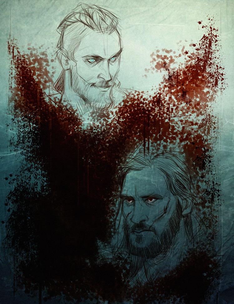 Brothers by kallielef