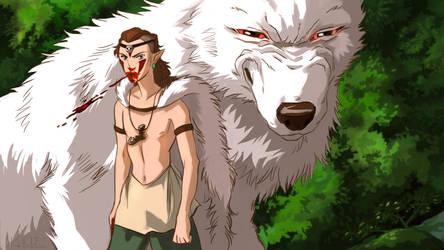 Dragon Age Meets Ghibli by kallielef