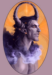 Melkor by kallielef