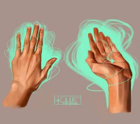 Hand Studies 1