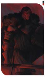 Color Palette Challenge: Sandor Clegane