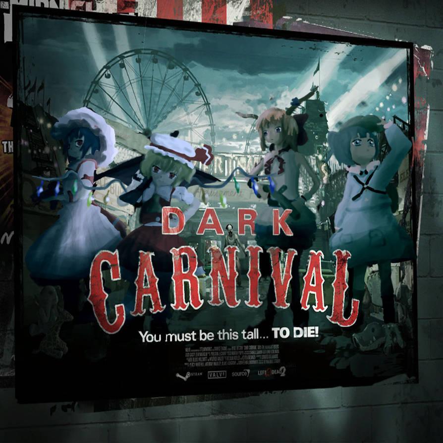 Left 4 Dead 2 - Touhou Poster Mod by Handepsilon on DeviantArt