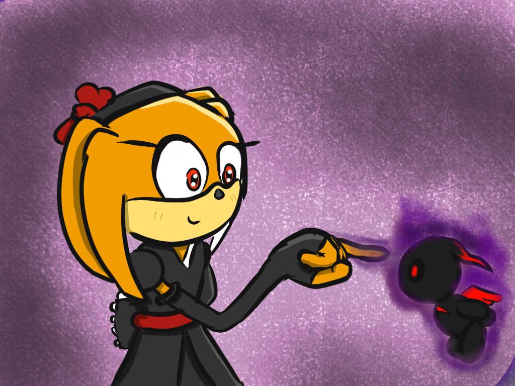 Aoki and Ruby by Handepsilon